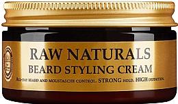Духи, Парфюмерия, косметика Крем для укладки бороды - Recipe For Men RAW Naturals Beard Styling Cream