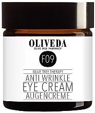 Духи, Парфюмерия, косметика Крем для кожи вокруг глаз - Oliveda F09 Anti Wrinkle Eye Cream