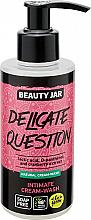 Духи, Парфюмерия, косметика Крем-гель для интимной гигиены - Beauty Jar Delicate Question Intimate Cream-Wash