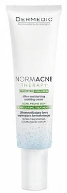 Ультраувлажняющий крем для лица - Dermedic NormAcne Therapy — фото N1