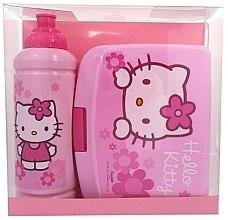 Духи, Парфюмерия, косметика Набор - Disney Hello Kitty (Bidon/425 ml + lunch box)