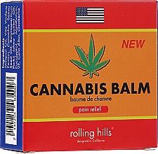 Духи, Парфюмерия, косметика Бальзам с коноплей - Rolling Hills Organic Cannabis Oil