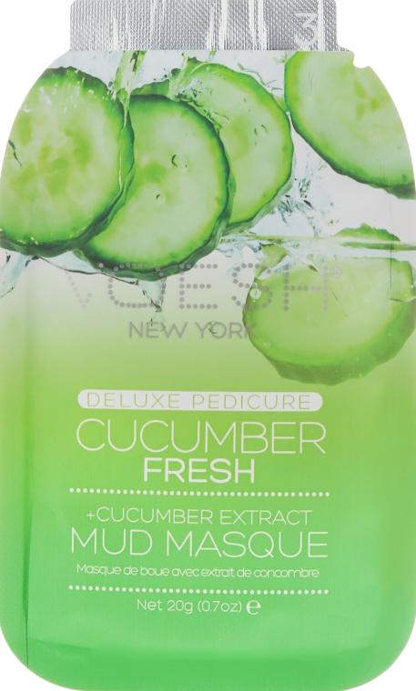 "Набор для педикюра ""Огуречная свежесть"" - Voesh Pedi In A Box Deluxe Pedicure Cucumber Fresh — фото N5"