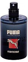 Духи, Парфюмерия, косметика Puma Push The Heat - Туалетная вода (тестер без крышечкий)