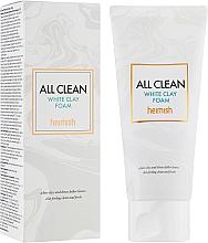 Духи, Парфюмерия, косметика Очищающая пенка для лица - Heimish All Clean White Clay Foam