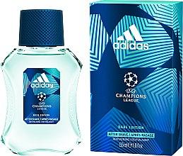 Духи, Парфюмерия, косметика Adidas UEFA Champions League Dare Edition - Лосьон после бритья