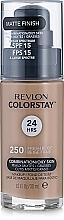 Духи, Парфюмерия, косметика Тональный крем - Revlon ColorStay for Combination/Oily Skin SPF 15