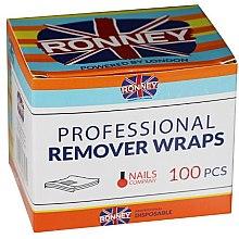 Духи, Парфюмерия, косметика Фольга для удаления гибридного лака - Ronney Professional Remover Wraps