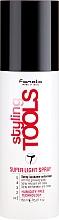 Духи, Парфюмерия, косметика Спрей-блеск с уплотняющим эффектом - Fanola Tools Super Light Spray