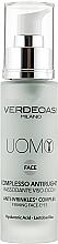 Духи, Парфюмерия, косметика Комплекс против морщин с укрепляющим эффектом для лица и глаз - Verdeoasi Uomo Anti-Wrinkles Complex Firming Face-Eyes