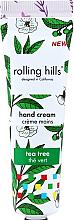"""Духи, Парфюмерия, косметика Крем для рук """"Чайное дерево"""" - Rolling Hills Tea Tree Hand Cream"""