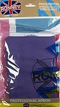 Духи, Парфюмерия, косметика Фартук парикмахерский, фиолетовый - Ronney Professional Hairdressing Apron