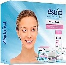 Духи, Парфюмерия, косметика Набор - Astrid Aqua Biotic Set (cr/50ml+micel/water/400ml)