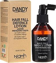 Духи, Парфюмерия, косметика Защитный лосьон от выпадения волос - Niamh Hairconcept Dandy Hair Fall Defence Lotion