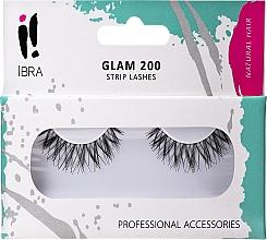 Духи, Парфюмерия, косметика Накладные ресницы - Ibra Eyelash Glam 200