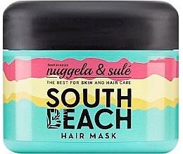 Духи, Парфюмерия, косметика Питательная капиллярная маска - Nuggela & Sule South Beach