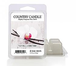 Духи, Парфюмерия, косметика Воск для аромалампы - Country Candle Vanilla Orchid Wax Melts