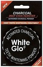 Духи, Парфюмерия, косметика Отбеливающий порошок для зубов - White Glo Activated Charcoal Teeth Polishing Powder