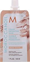 Духи, Парфюмерия, косметика Маска тонирующая для волос, 30 мл - MoroccanOil Color Depositing Mask