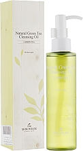 Духи, Парфюмерия, косметика Гидрофильное масло с экстрактом зелёного чая - The Skin House Natural Green Tea Cleansing Oil