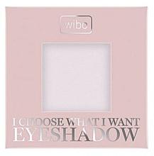 Духи, Парфюмерия, косметика База для теней - Wibo I Choose What I Want Eyeshadow