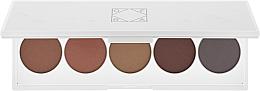 Духи, Парфюмерия, косметика Палетка для бровей - Ofra Signature Palette Eyebrow Quintet