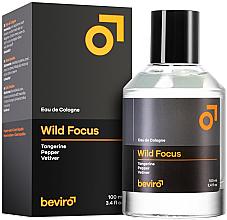 Духи, Парфюмерия, косметика Be-Viro Wild Focus - Одеколон