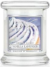 Духи, Парфюмерия, косметика Ароматическая свеча в стакане - Kringle Candle Vanilla Lavender