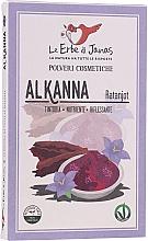 "Духи, Парфюмерия, косметика Порошок для волос ""Алкана"" - Le Erbe di Janas Alkanna"