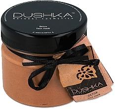 """Духи, Парфюмерия, косметика Маска для лица """"Detox"""" - Dushka"""