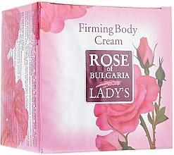 Духи, Парфюмерия, косметика Крем для тела для повышения упругости кожи - BioFresh Rose of Bulgaria