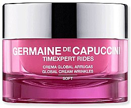 Духи, Парфюмерия, косметика Крем против морщин - Germaine de Capuccini TimExpert Rides Soft Global Cream Wrinkles