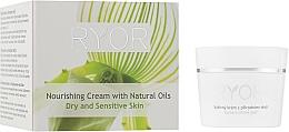 Духи, Парфюмерия, косметика Питательный крем с натуральными маслами - Ryor Face Care