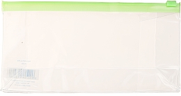 Духи, Парфюмерия, косметика Косметичка дорожная, 499306, прозрачно-салатовая - Inter-Vion