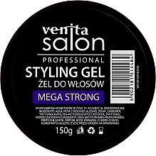 Духи, Парфюмерия, косметика Гель для волос - Venita Salon Professional Styling Mega Strong
