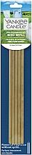 Духи, Парфюмерия, косметика Ароматические палочки - Yankee Candle Clean Cotton Pre-Fragranced Reed Refill