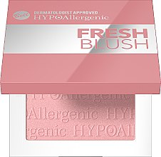 Духи, Парфюмерия, косметика Румяна - Bell HYPOAllergenic Fresh Blush