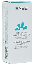 Духи, Парфюмерия, косметика Мягкий увлажняющий скраб для лица - Babe Laboratorios Comforting Hydra-Exfoliator
