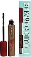 Духи, Парфюмерия, косметика Помада для бровей - Ingrid Cosmetics Liquid Pomade