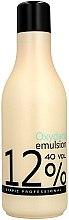 Духи, Парфюмерия, косметика Перекись водорода в креме 12% - Stapiz Professional Oxydant Emulsion 40 Vol