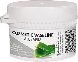 Духи, Парфюмерия, косметика Крем для лица - Pasmedic Cosmetic Vaseline Aloe Vera