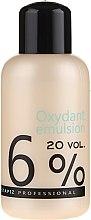 Духи, Парфюмерия, косметика Перекись водорода в креме 6% - Stapiz Professional Oxydant Emulsion 20 Vol