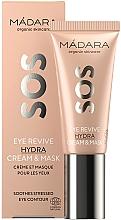 Духи, Парфюмерия, косметика Крем-маска для зоны вокруг глаз - Madara Cosmetics SOS Eye Revive Hydra Cream & Mask