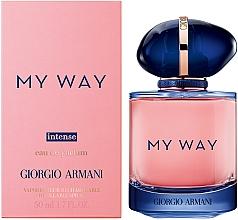 Духи, Парфюмерия, косметика Giorgio Armani My Way Intense - Парфюмированная вода