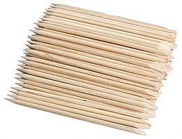 Духи, Парфюмерия, косметика Деревянные палочки для маникюра, 100 шт - Deni Carte