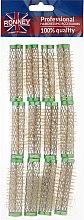 Духи, Парфюмерия, косметика Бигуди 15/63 мм, зеленые - Ronney Wire Curlers