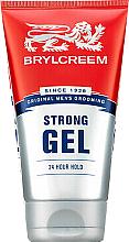 Духи, Парфюмерия, косметика Гель для волос сильной фиксации - Brylcreem Strong 24 Hour Hold Gel