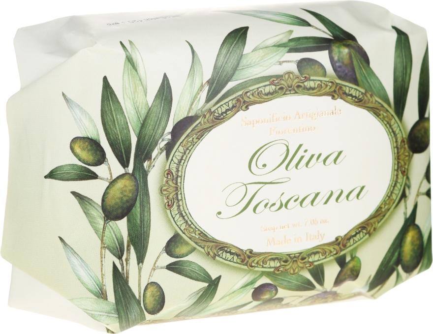 """Натуральное мыло """"Олива"""" - Saponificio Artigianale Fiorentino Olive Soap — фото N1"""