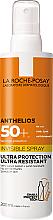 Духи, Парфюмерия, косметика Ультралегкий солнцезащитный спрей для лица и тела SPF50+ - La Roche-Posay Anthelios Invisible Spray