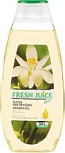 "Духи, Парфюмерия, косметика Масло для душа ""Моринга"" - Fresh Juice Shower Oil Moringa"